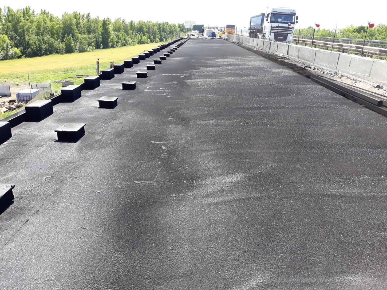Путепровод через железную дорогу на км 132+400, Тамбовская область