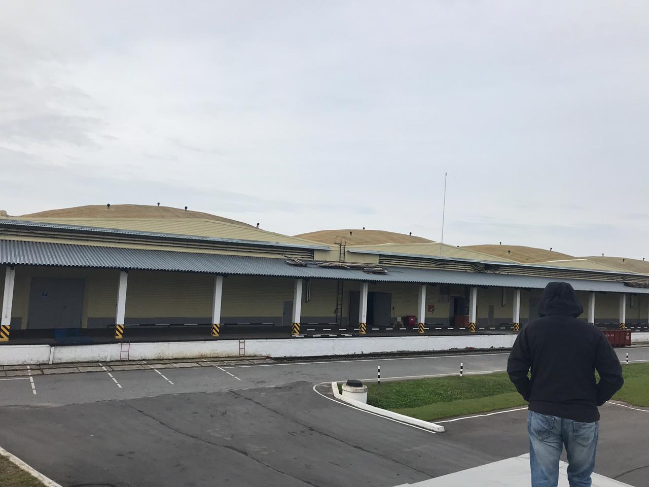 Складской комплекс «Нева» Росрезерв