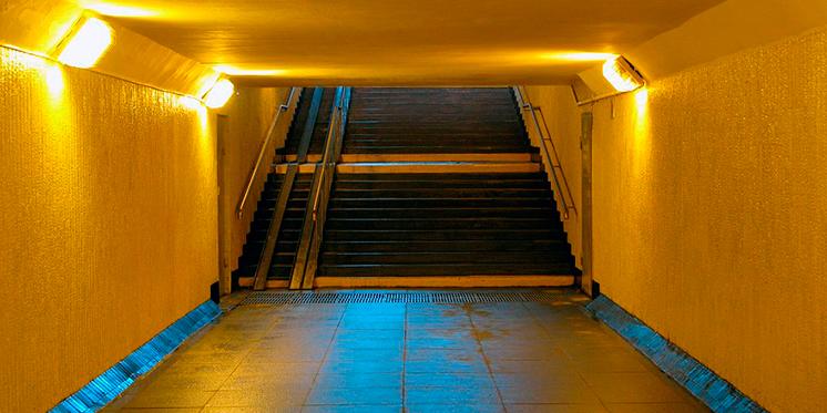 Подземные переходы