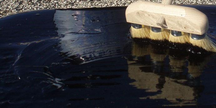 Мастичная гидроизоляция